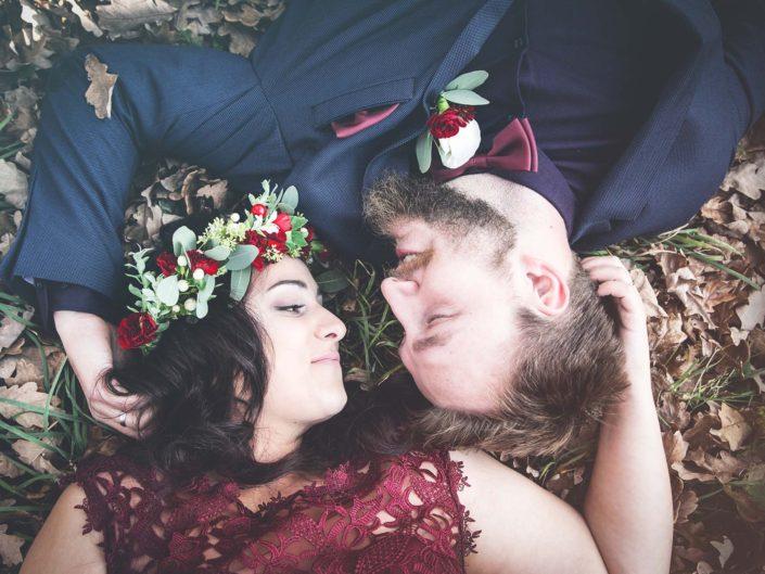 Tajemná podzimní svatba