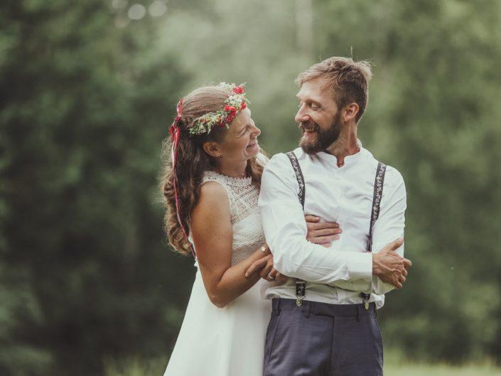 Folklórní svatba na Prašivé